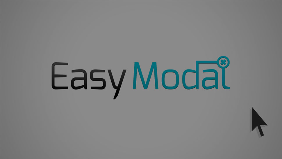 Easy Modal Plugin Intro