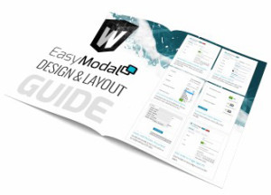 Easy Modal Design & Layout Guide