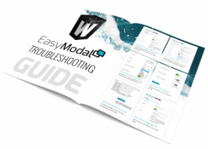 Easy Modal Troubleshooting Guide